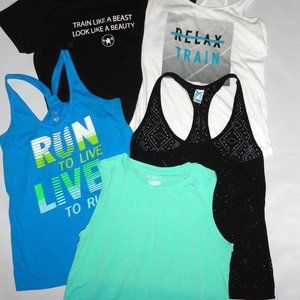 Old Navy Fitness Active Athletic Tank Top Yoga SM